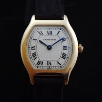 Cartier Tortue 18k Gold Ladie's