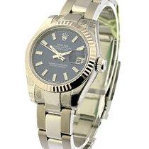 Rolex Unworn 179174 Ladys Steel DATEJUST with Oyster Bracelet...