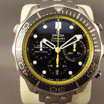 Omega Seamaster Diver 300M Regatta Chrono / 44mm
