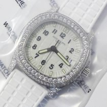 Patek Philippe Aquanaut white Gold Diamond set - 5069G-011