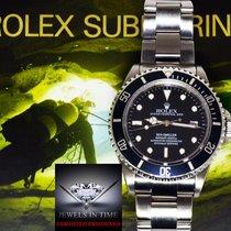 Rolex SEA-DWELLER Steel Mens Dive Watch Box/Papers SeaDweller...