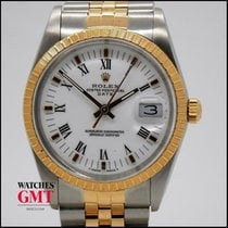 Rolex Oyster Perpetual Date Stainless Steel & Gold Vintage