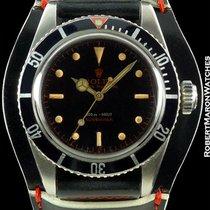 Rolex Submariner 6538 Steel Last Production