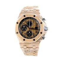 Audemars Piguet Royal Oak Offshore Chronograph Rose Gold -...