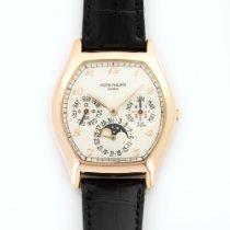 Patek Philippe Rose Gold Perpetual Calendar Ref. 5040R
