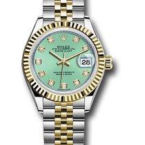 Rolex Unworn 279173MGDJ Datejust Ladies 28mm Automatic in...