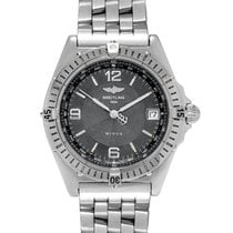 Breitling Wings Automatic Date Men's Watch – A10050/C168