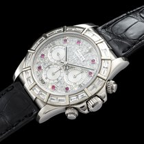 Rolex The full diamonds and rubies Daytona ref. 16589