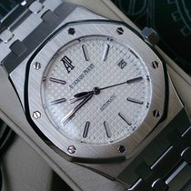 Audemars Piguet ROYAL OAK REF 15300ST  PAPIERE BOX  BRD AP REVI