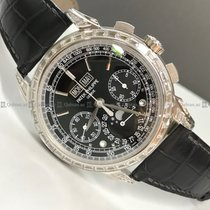 Patek Philippe - Complications 5271P-001 Diamond Bezel Black...