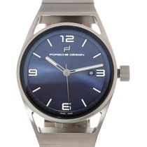 Porsche Design 1919 Datetimer Eternity 42 Blue Dial