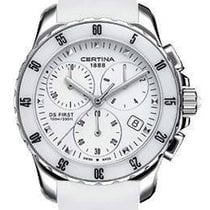 Certina DS First Lady Keramik Chrono Damenuhr C014.217.17.011.00