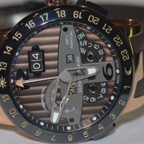 Ulysse Nardin El Toro Perpetual Calendar 18K Solid Rose Gold