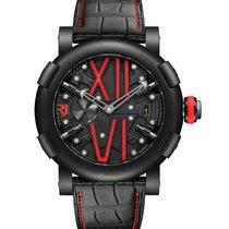 Romain Jerome Steampunk Auto Red RJ.T.AU.SP.005.04 Watch
