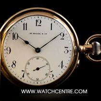 H.Moser & Cie. 14k R/G White Arabic Dial Full Hunter...