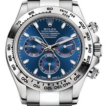 Rolex Oyster Perpetual Cosmograph Daytona 2016 BLUE DIAL