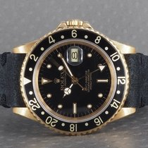 "Rolex GMT-Master ""Nipple Dial"" 18K"