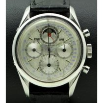 Universal Genève   Vintage Tri-compax Chronograph Stainless...