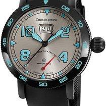 Chronoswiss Timemaster Retrograde Day Automatic Mens Watch DOW...