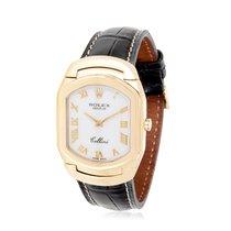 Rolex Cellini 6633 Men's Watch in 18K Yellow Gold