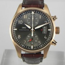 IWC PILOT'S WATCH SPITFIRE CHRONO ROSE GOLD