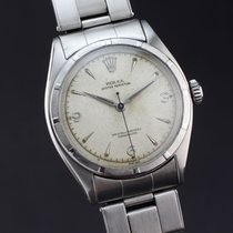 Rolex Oyster Perpetual 6085 Bubble Back  EXPLORER DIAL