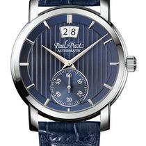 Paul Picot Firshire Megarotor Grand Date Blu Automatic
