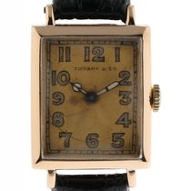 Tiffany & Co. Vintage 18kt Gelbgold Handaufzug Armband...