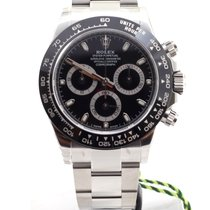 Ρολεξ (Rolex) Cosmograph Daytona ceramic bezel black NEW MODEL