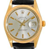 """Rolex Oyster Perpetual """"Date"""" Strapwatch."""