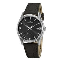 Hamilton Men's H38415731 Timeless Classic Thin-O-Matic Watch