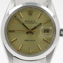 "Rolex ""Oyster Date Precision"" rivet Oyster bracelet...."