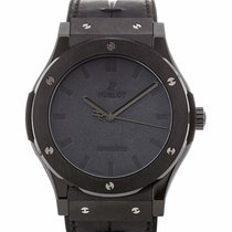 Hublot Classic Fusion Berluti All Black 45 L.E.