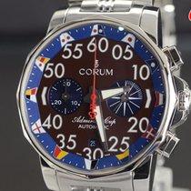 Corum アドミラルカップ クロノ Admirals Cup Chronograph