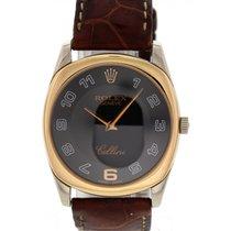 ロレックス (Rolex) Cellini Danaos 18k RG & WG 4233