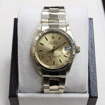 Rolex Datejust Midsize 31MM 14K Yellow Gold 6827 Oyster Band