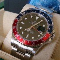 Rolex GMT II ST REF 16710 # RECTANGULAR # +ROLEX REVI+GA+ PERFEKT