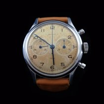 Gallet Chronograph in SS with Caliber Excelsior Park 4