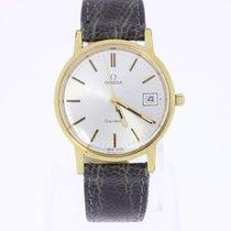 Omega Genève Vintage Watch gold plated