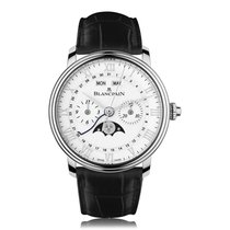 Blancpain Villeret Mens Watch 6685-1127-55B