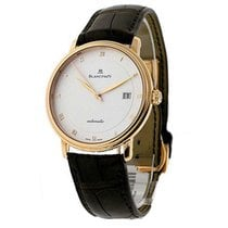 Blancpain 6223-3642-55 Villeret Ultra Slim 38mm in Rose Gold -...