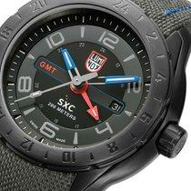 Luminox XU.5121.GN SXC PC Steel GMT 5120 Space Serie 45mm 200M