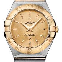 Omega Constellation Brushed 27mm 123.20.27.60.08.001