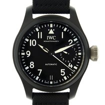 IWC Pilots Ceramics Black Automatic IW502001