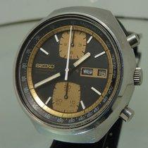 Seiko chronograph 6138 8030 vintage