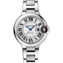 Cartier W6920071 Ballon Bleu de Cartier in Steel - on Steel...