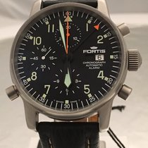 Fortis Flieger Chronograph Automatic Alarm