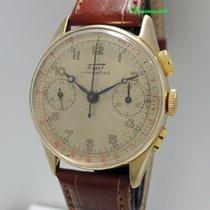Tissot Chronograph Vintage - Cal. 15TL 14k/ 585 Gold