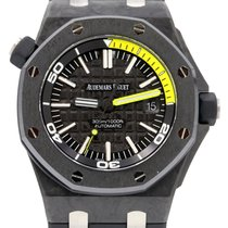 Audemars Piguet Royal Oak Offshore Diver Carbon Fiber Ceramic...