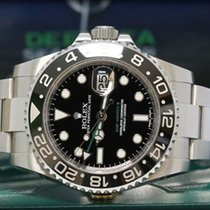 Rolex GMT MASTER II Ref. 116710LN - Top Condition - Never...